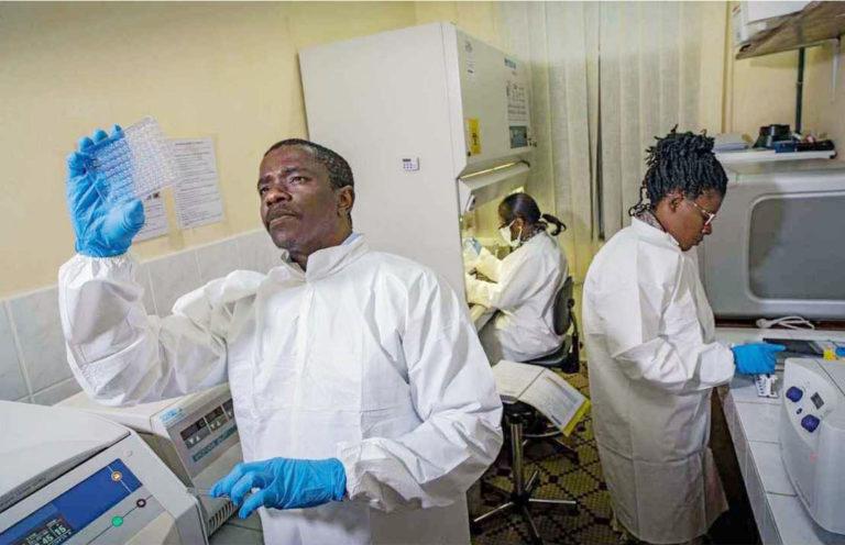 recherches-en-labo-origine-VIH-CREMER-IMPM